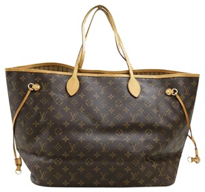 Louis Vuitton Neverfull Gm Tote in Monogram