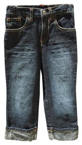 Arizona Jean Company Children's Kid's Child Kid Relaxed Fit Jeans-Dark Rinse