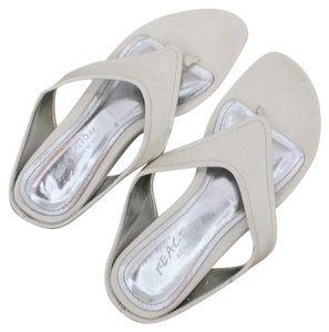 Kenneth Cole Reaction White Sandals