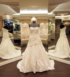 Kelly Faetanini Brennan Wedding Dress