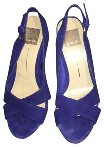 Dolce Vita Royal blue Wedges