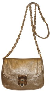 deux lux Leather Shimmer New Cross Body Bag