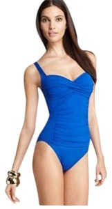 La Blanca La Blanca slim ruched sweetheart swimwear