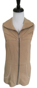 Synergy Organic Clothing Zip Vest Cardigan