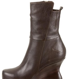 CoSTUME NATIONAL Dark brown Boots