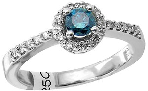 ABC Jewelry Fancy Colored Diamond ring