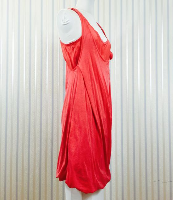 Chloé short dress Coral Tank Urpersonalshoppers on Tradesy