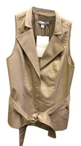New York & Company Belt Buttons Vest