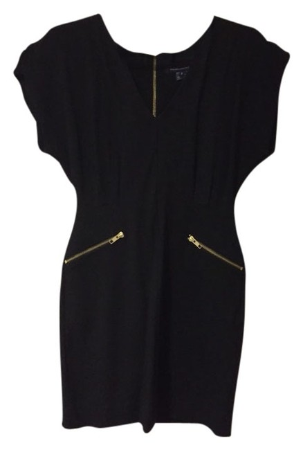 French Connection Lbd Holiday Cocktail Dress