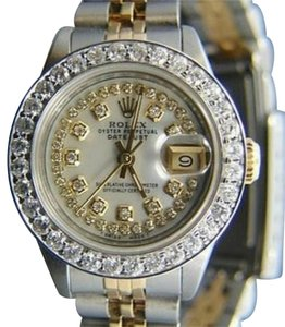 Rolex Ladies Datejust Watch with Rolex Box & Appraisal