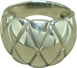 Sterling Silver Ring with Designs