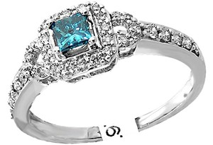 ABC Jewelry Ladies Diamond wedding set
