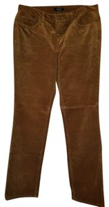 Chaps Boot Cut Pants Brown