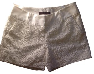 The Limited Dress Shorts White