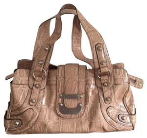 Guess Satchel in Blush