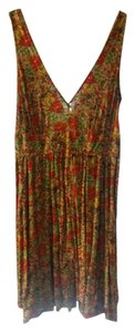 Moda International short dress Floral on Tradesy