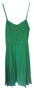 Express short dress Teal Blue on Tradesy