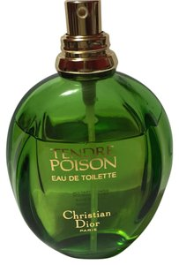 Dior RARE - CHRISTIAN DIOR - TENDRE POISON - 3.4 OZ - EAU DE TOILETTE PERFUME SPRAY