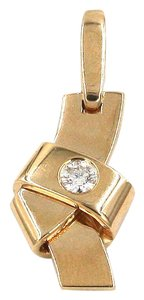 Cartier Cartier 18K Yellow Diamond Pendent Mj00208