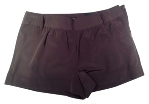 Express Cuffed Shorts Brown