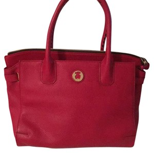 TOUS Satchel in Red