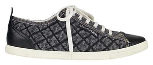 Chanel Gray/Black Athletic