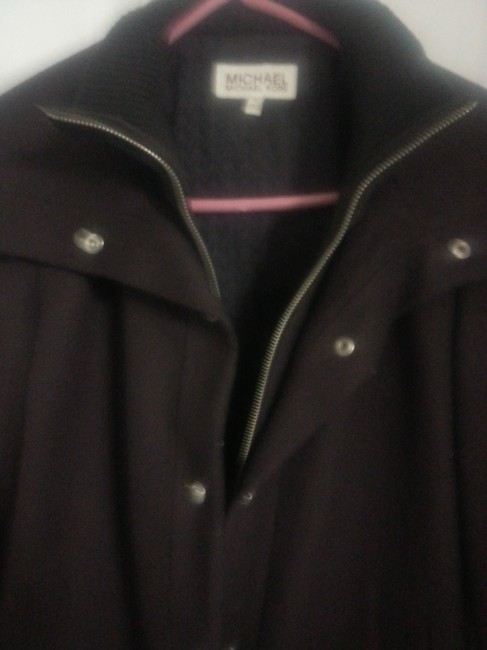 Michael Kors drk brown Jacket