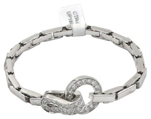 Cartier Cartier 18K White Gold Diamond Bracelet