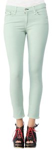 Rag & Bone & Skinny Designer Denim Pastel Skinny Jeans-Light Wash
