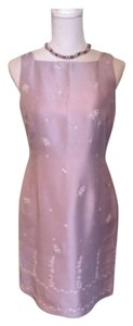 Ann Taylor short dress Lavender on Tradesy