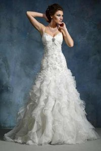 Mia Solano M2864l Wedding Dress