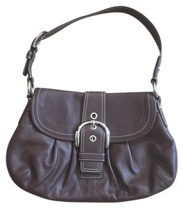 Coach Purse Leather Like New Hobo Bag