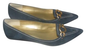 Katie & Kelly Navy Blue Pumps