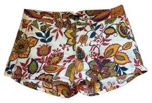 Lucky Brand Mini/Short Shorts Floral