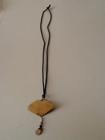 Other Fan Design Necklace