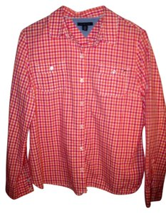 Tommy Hilfiger Button Down Shirt Check
