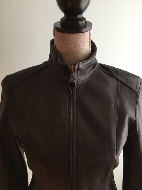Marc New York Fall Leather Jacket