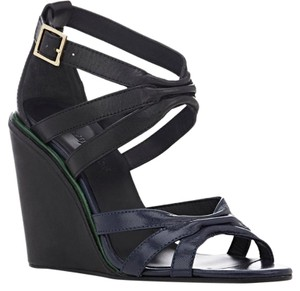 See by Chloé BLACK AND NAVY Sandals