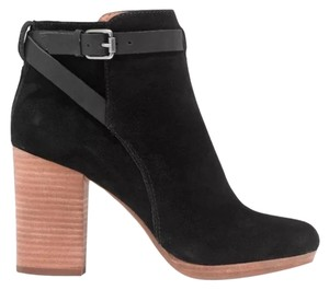 Madewell Suede Casual True Black Boots