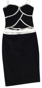 Luca Luca Skirt Black & white