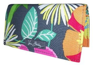 Vera Bradley Checkbook Vera Bradley Pink Orange Flowers Christmas Jazzy Blooms