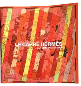 Hermès Hermes Scarf Catalog - Autumn-Winter 2009