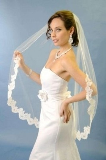 Preload https://item5.tradesy.com/images/ansonia-bridal-ivory-medium-with-lace-edge-veil-155639-0-0.jpg?width=440&height=440