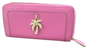 Juicy Couture Wristlet in Rock Rose
