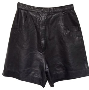 Terence Nolder Dress Shorts Black