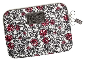 Coach Sleeve Poppy Sleeve Floral Sleeve Laptop Bag