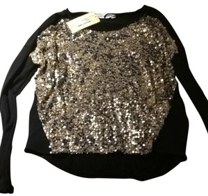 Vintage Havana Top Black, Gold, Bronze