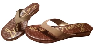 Sam Edelman Tan Sandals