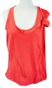 Chloé Cotton Urpersonalshoppers Top Coral