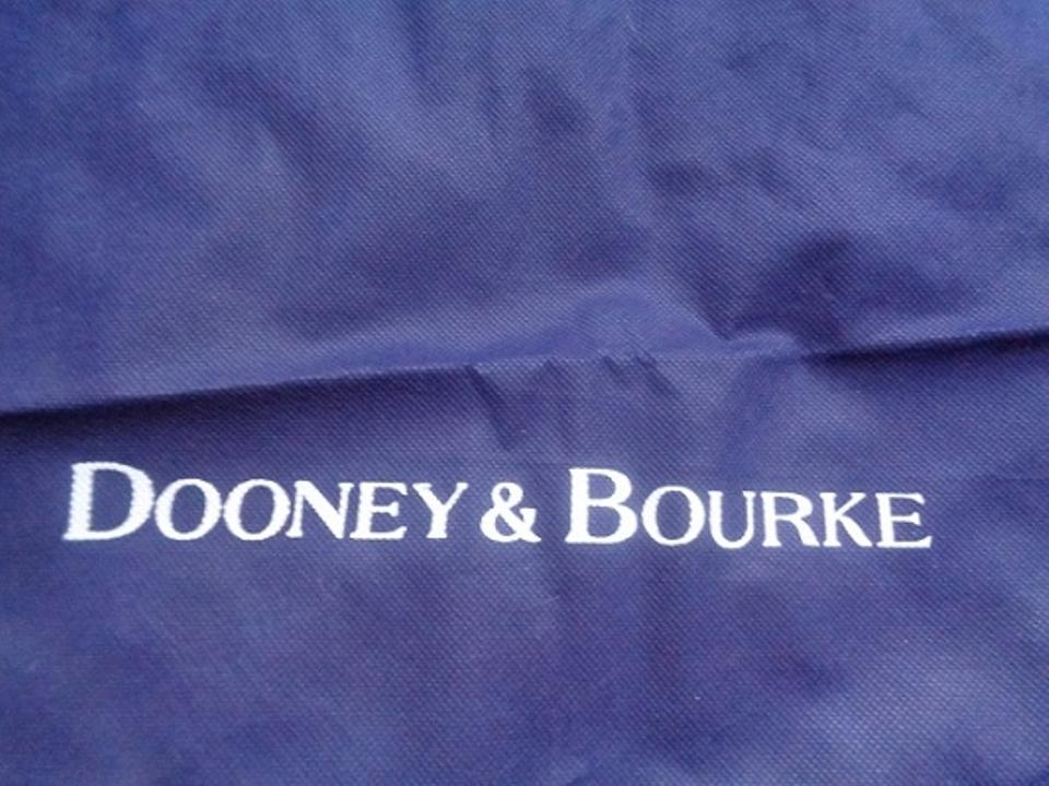 Dooney   Bourke Blue Large 19x15 Dust Cover For Bag Or Shoes Purse Boots 070513af0a
